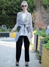 White - Unlined -  - Jacket