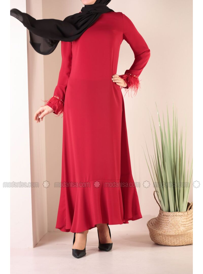 Red - Plus Size Dresses