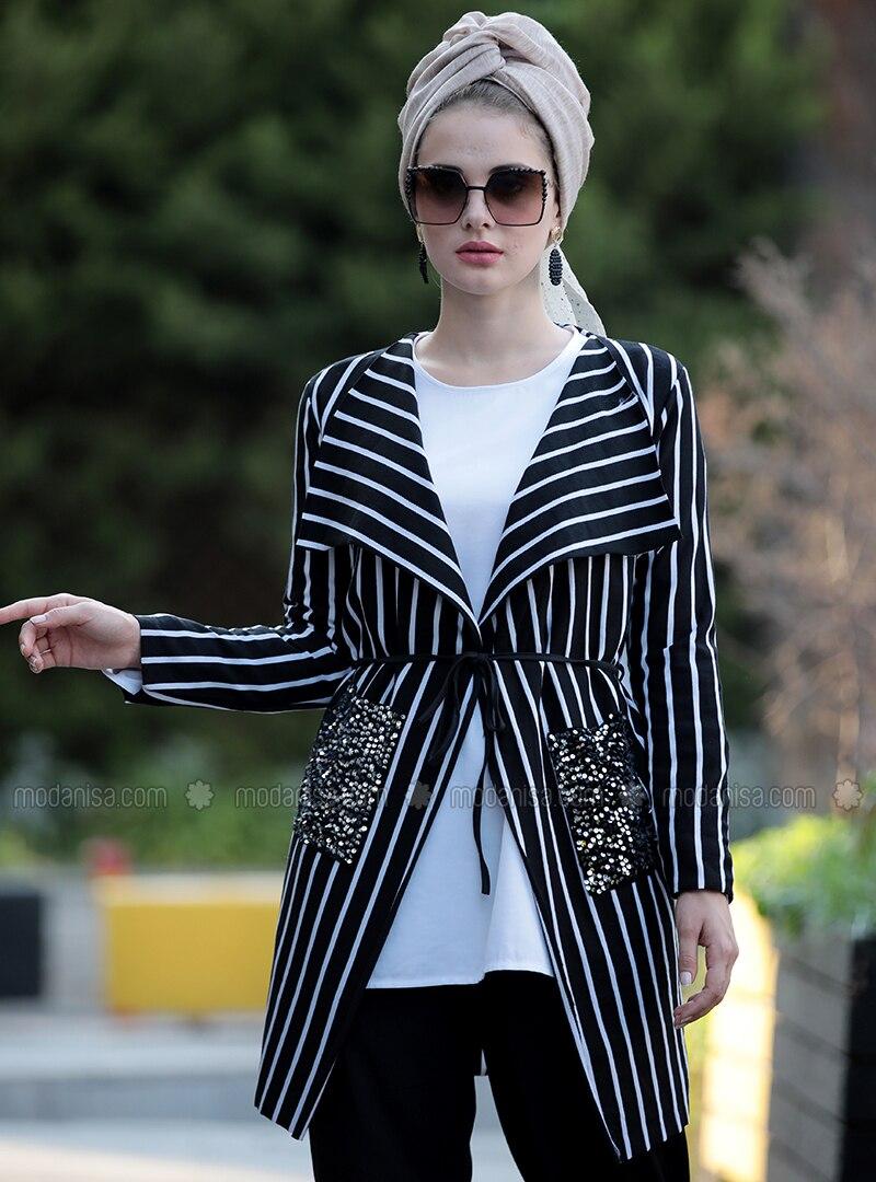 Black - Unlined -  - Jacket