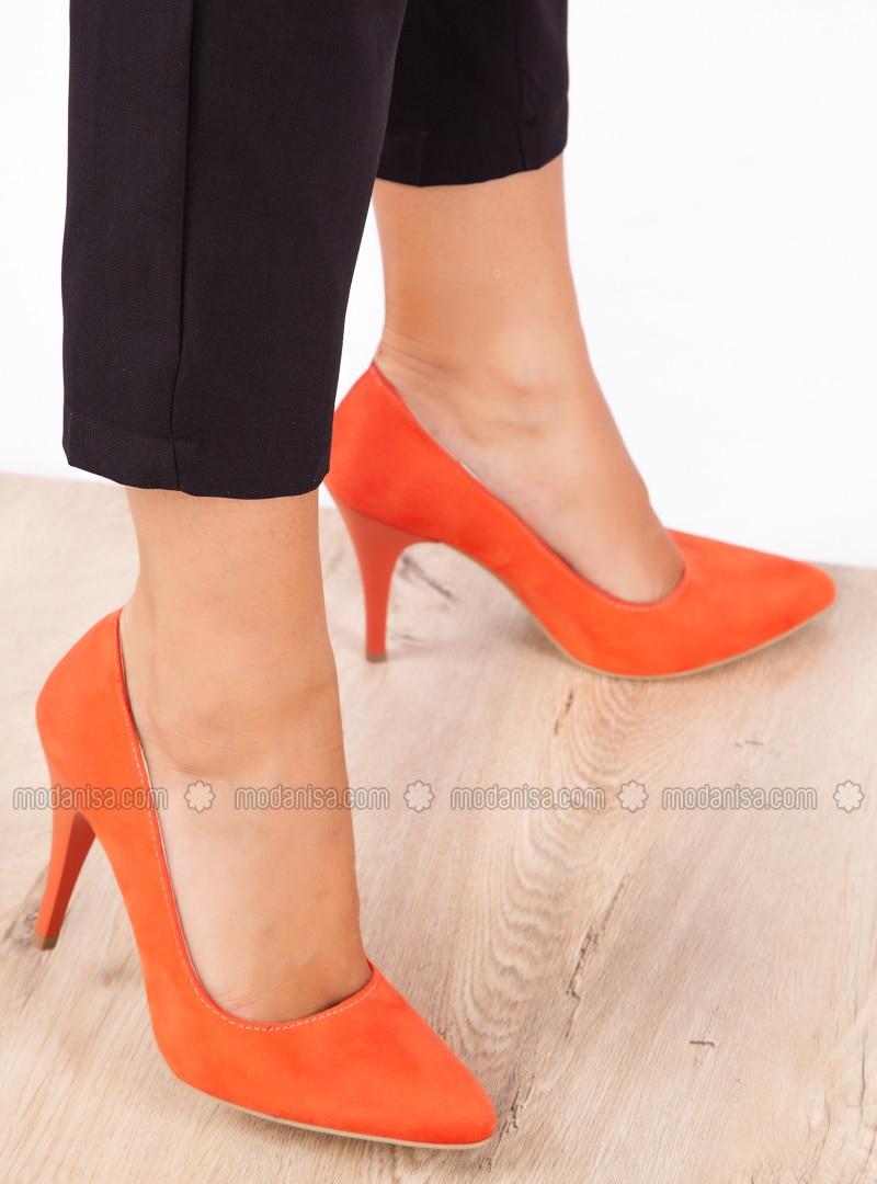 buy \u003e orange stilettos shoes, Up to 75% OFF