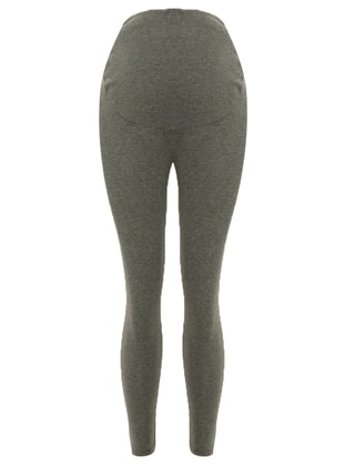 Gray -  - Legging