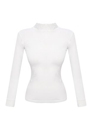 White -  - Corset