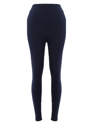 Navy Blue -  - Legging
