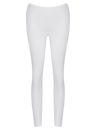 White - - Legging