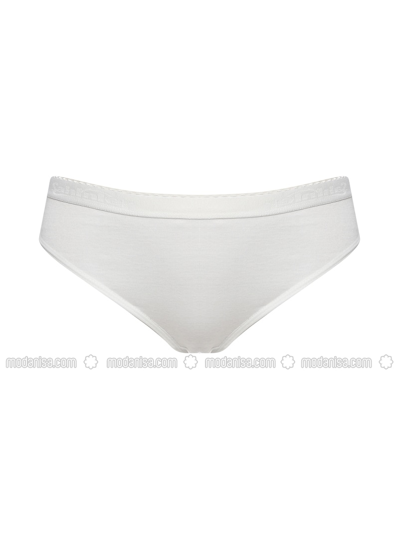 White -  - Panties