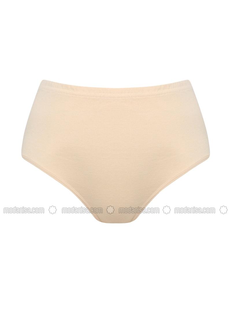 Cream - Panties
