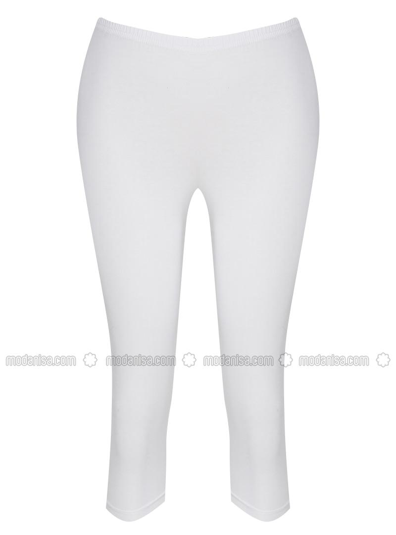 White -  - Legging