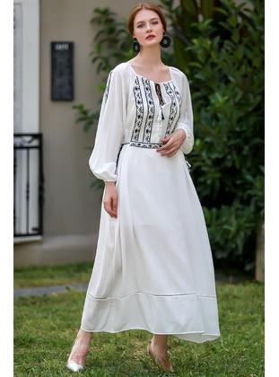 White - Loungewear Dresses