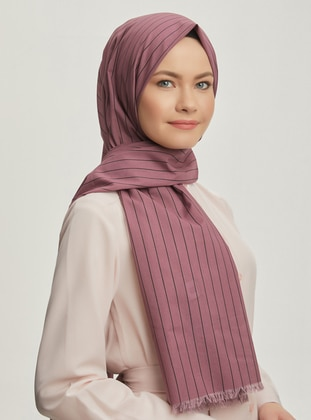 Multi - Printed - Cotton - - Shawl - Şal