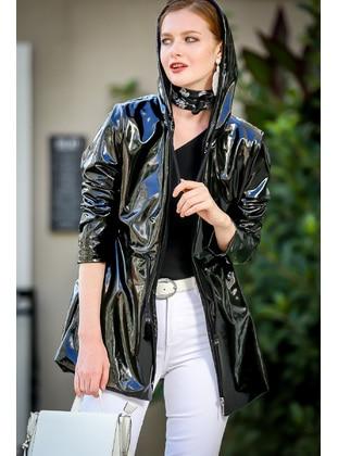Black - Puffer Jackets