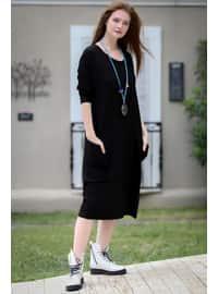 Black - Loungewear Dresses