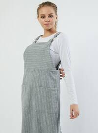 Gray -  - Dress