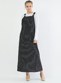 Black -  - Dress