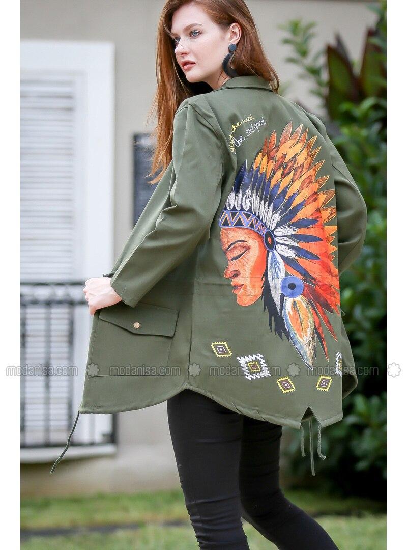 Khaki - Jacket