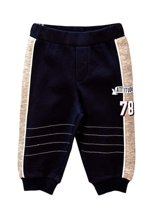 - Navy Blue - Baby Sweatpants