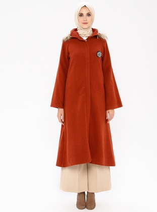 Terra Cotta - Unlined - Coat