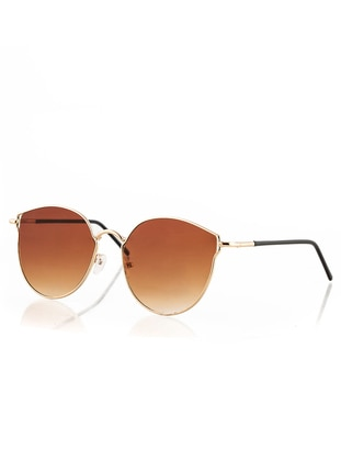 Brown - Sunglasses - Polo55