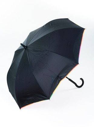 Black - Umbrella - Marlux