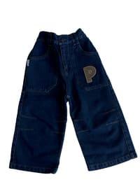 - Unlined - Navy Blue - Boys` Pants