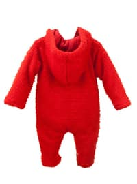 - Unlined - Red - Overall