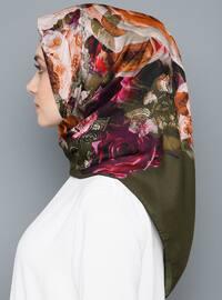 Multi - Printed - Scarf