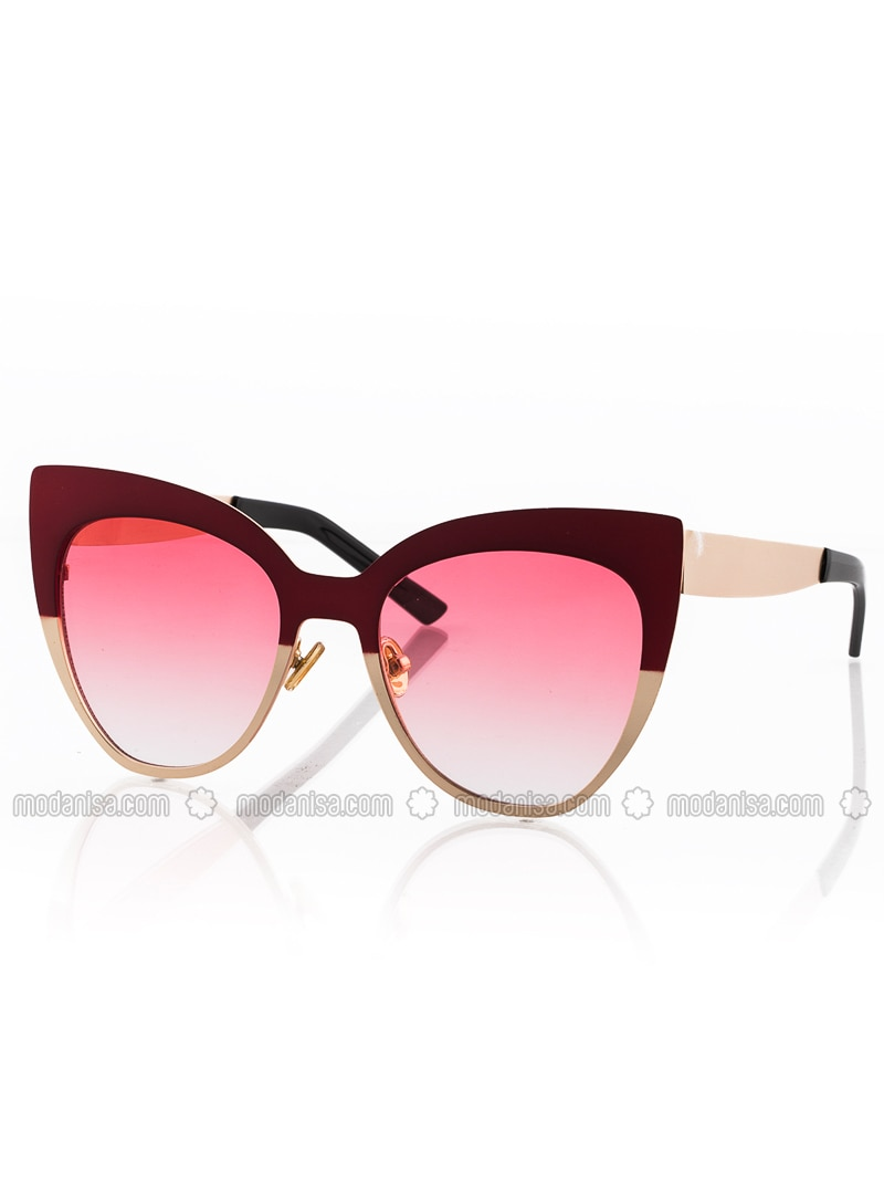 Red - Sunglasses