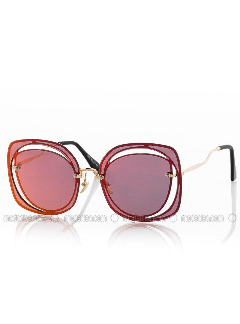 Red - Sunglasses