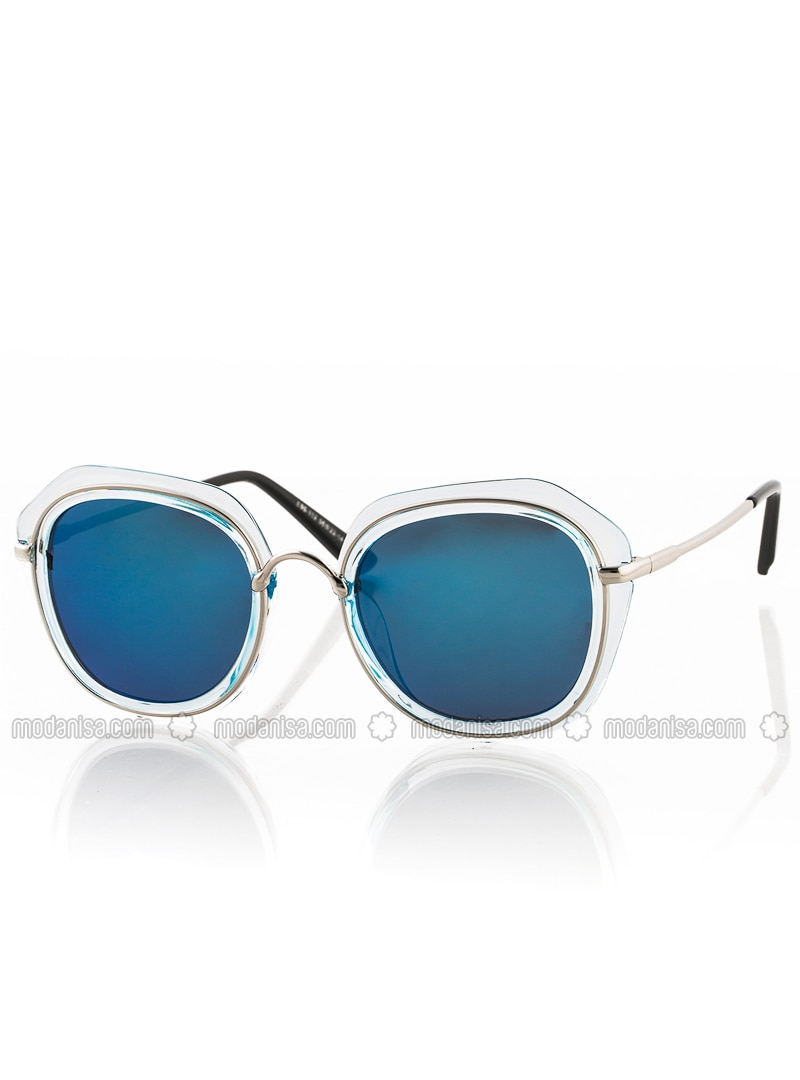 Blue - Sunglasses
