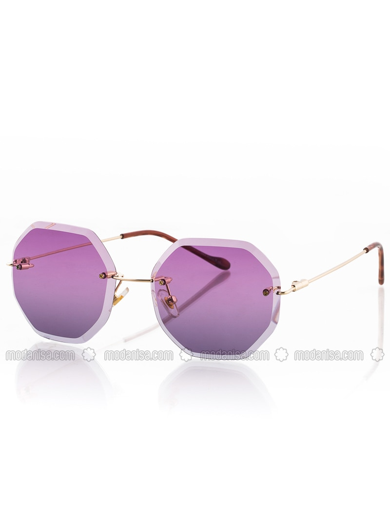 Purple - Sunglasses
