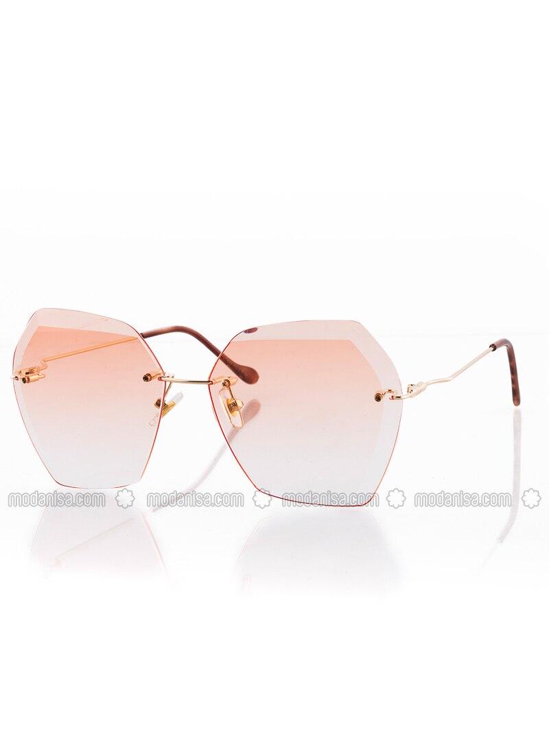 Orange - Sunglasses
