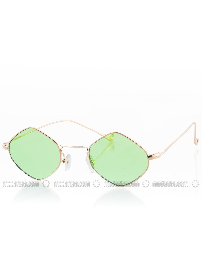Green - Sunglasses