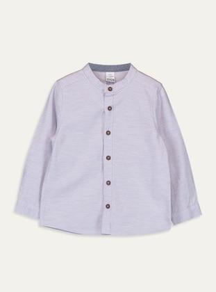 Lilac - baby shirts