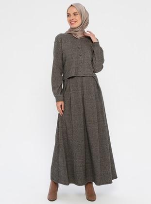 Mink - Unlined - Viscose - Suit