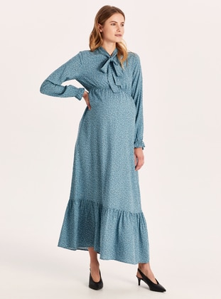 Navy Blue - Maternity Dress - LC WAIKIKI