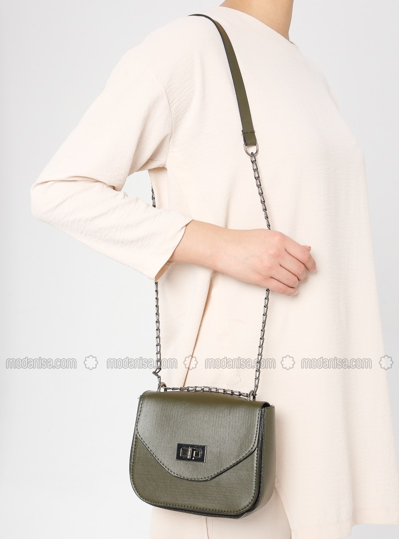 Green - Shoulder Bags