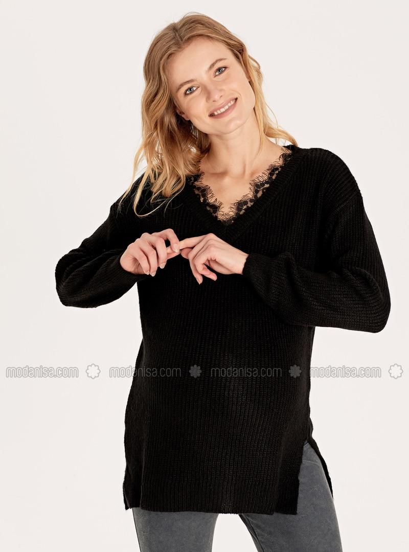Black Maternity Vest