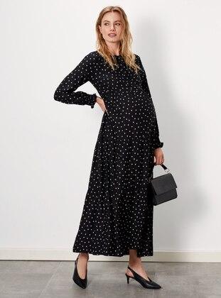 Black - Maternity Dress - LC WAIKIKI