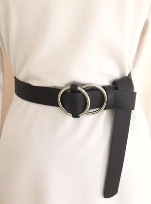 Black - Belt - Nurkombin