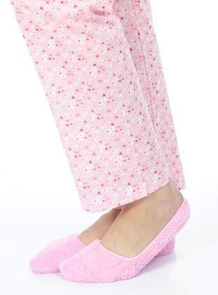 Pink - Socks - AKBENİZ