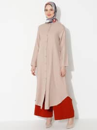 Mink - Crew neck - Tunic