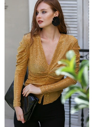 Gold - Blouses