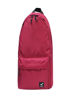 Maroon - Backpack - Bag - Fudela