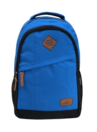 Blue - Backpack - Bag