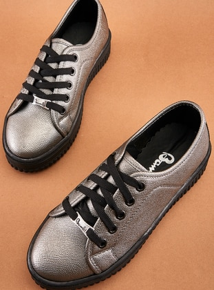 Anthracite - Sport - Sports Shoes