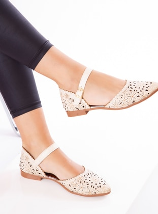 Cream - Casual - Shoes