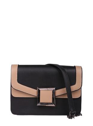 Black - Mink - Shoulder Bags