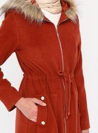 Terra Cotta - Coat