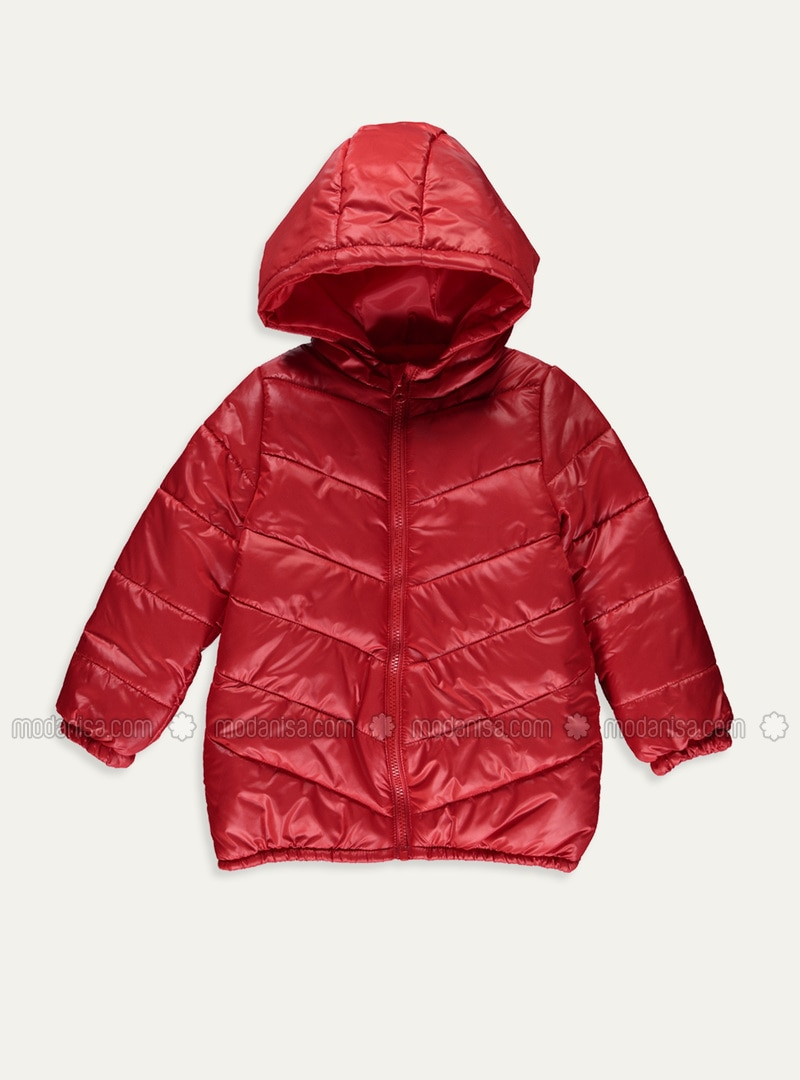 Red - Baby Jacket