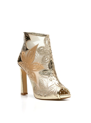 Gold - Boot - Boots