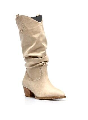 Beige - Shoulder Bags - ROVIGO